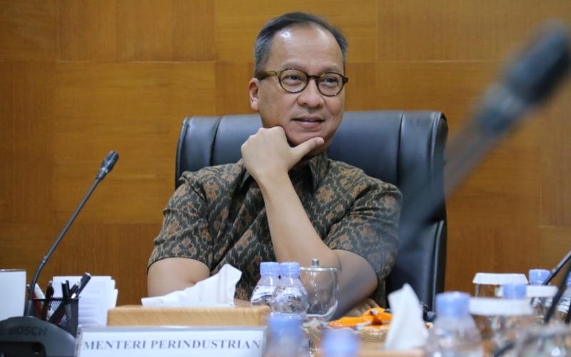 Menteri Perindustrian Agus Gumiwang Kartasasmita. Istimewa - Kemenperin