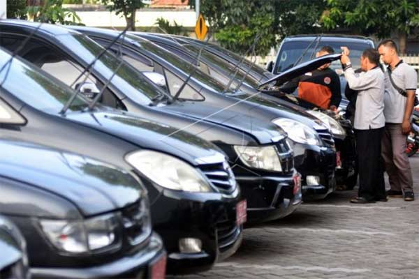 UBAH LAKU : Klaten Larang Mobil Dinas Dipakai Lebaran