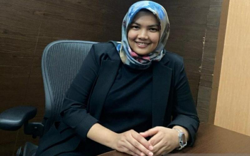 Atika Azmi Utammi Nasution. - Dokumen pribadi