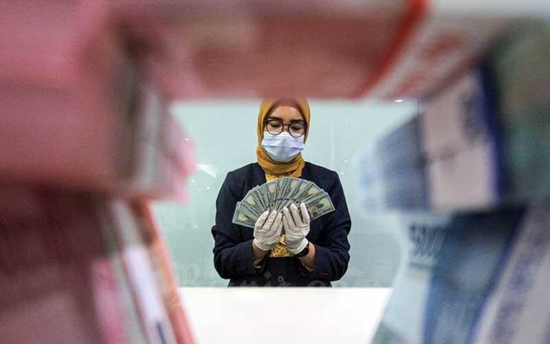Nilai Tukar Rupiah Terhadap Dolar AS Hari Ini, Kamis 6 Mei 2021 - Market Bisnis.com