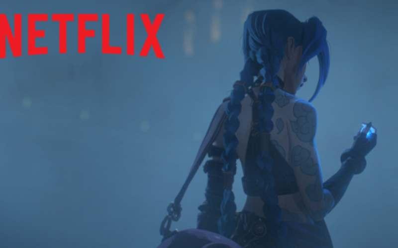 Arcane (ANTARA - Netflix)