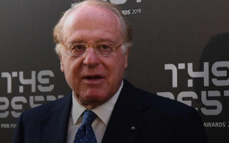 Presiden AC Milan Paolo Scaroni - Sempre Milan