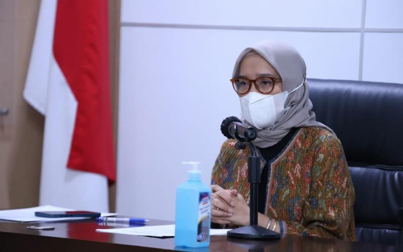 Deputi bidang Kelembagaan dan Tata Laksana Kemenpan RB Rini Widyantini - Dok./Kemenpan RB