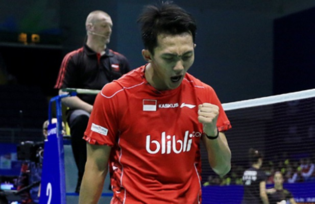 Ihsan Maulana Mustofa - Badminton Indonesia