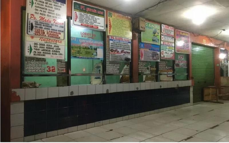 TOBA Mudik Dilarang, Bus Sinar Jaya dari Kalideres ke Jateng hanya Angkut Seorang Penumpang - Ekonomi Bisnis.com