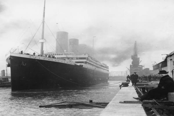 Kapal Titanic - titanicunivrse.com