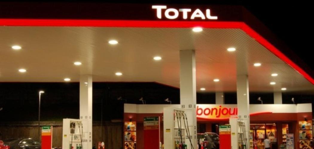 SPBU Total di Indonesia. - Istimewa