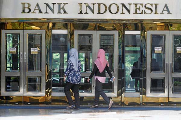 Kantor Bank Indonesia di Jakarta - Reuters/Iqro Rinaldi