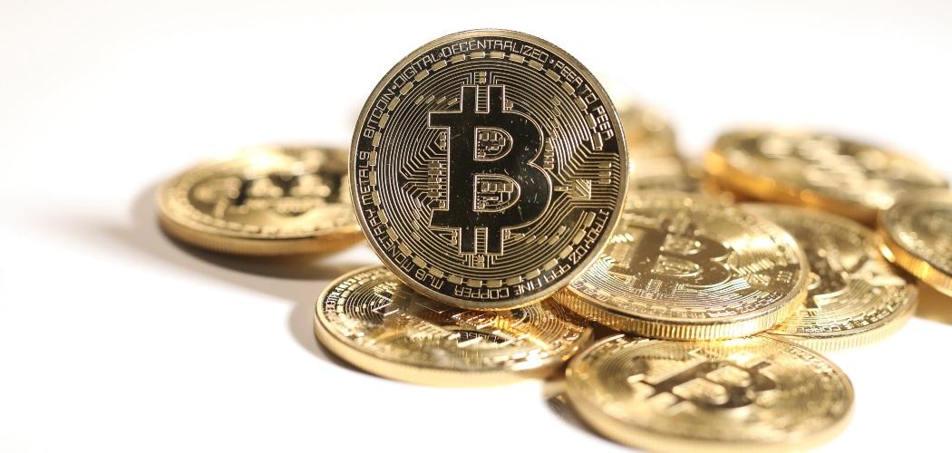 Ilustrasi Bitcoin. - Bloomberg/Chris Ratcliffe