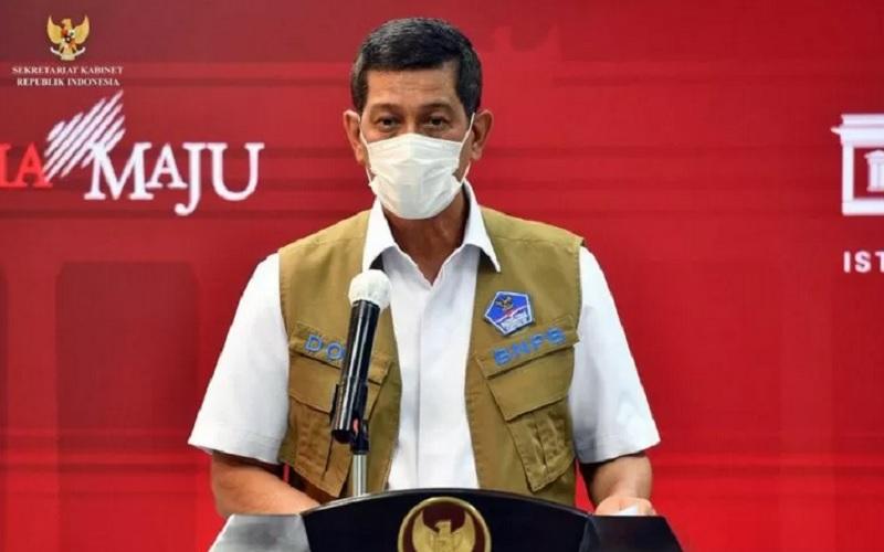 Ketua Satuan Tugas (Satgas) Penanganan COVID-19 Letjen TNI Doni Monardo. - Antara