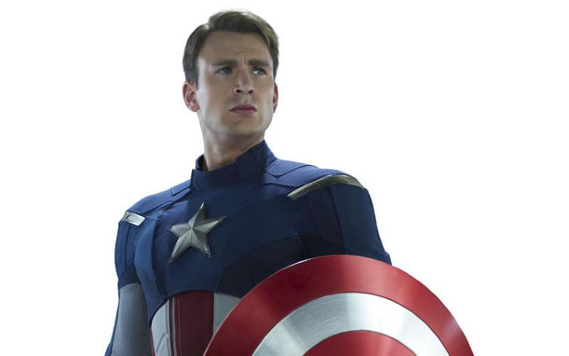 Captain America. Chris Evans mewujudkan motto merek Tecno berjiwa muda dan mengejar keunggulan.  - marvel.com