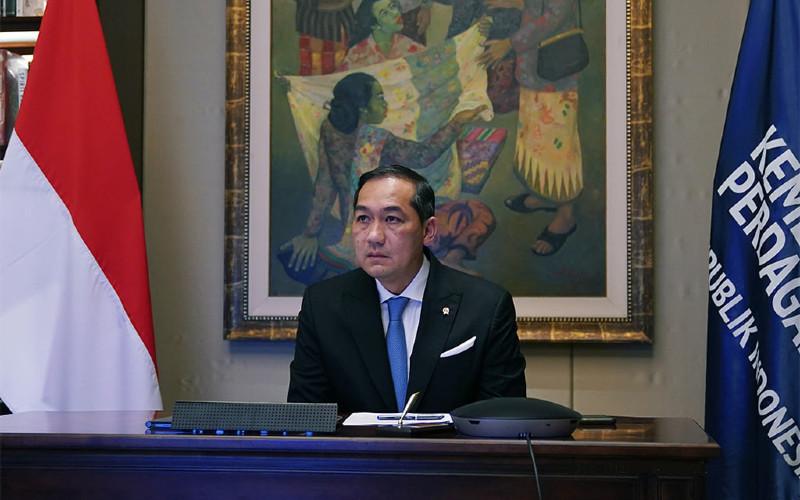 Menteri Perdagangan RI M. Lutfi.  - Kementerian Perdagangan
