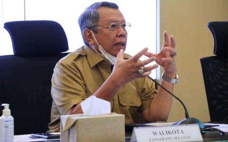 Wali Kota Tangerang Selatan Benyamin Davnie / Instagram