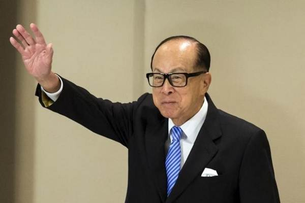 Li Ka Shing - Reuters