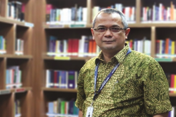 Danny Darussalam, Managing Partner of DDTC.  - Bisnis/Istimewa