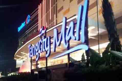Tangcity mall - Istimewa