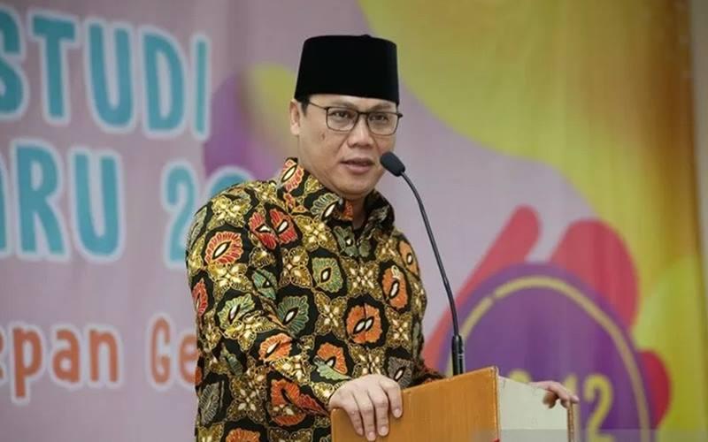 Wakil Ketua MPR RI Ahmad Basarah. - Antara\r\n