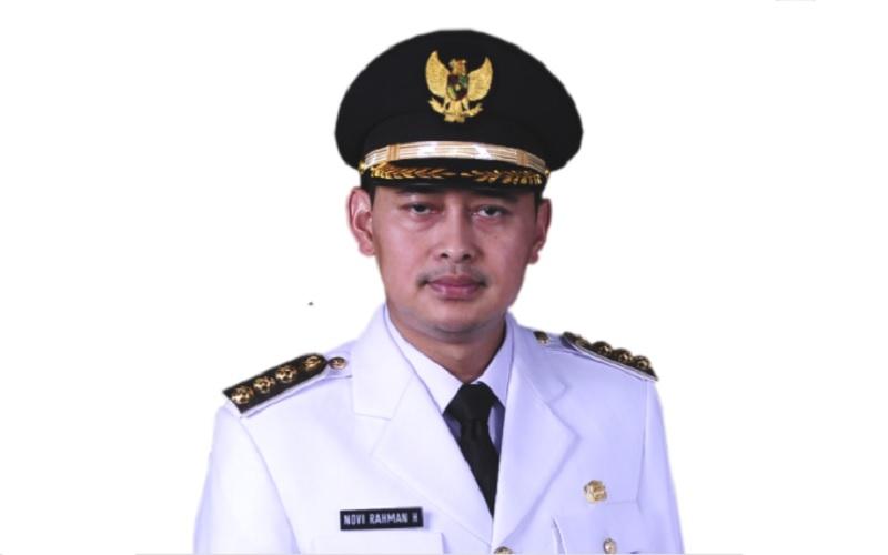 Profil Bupati Nganjuk Novi Rahman Hidayat  -  Nganjukkab.go.id