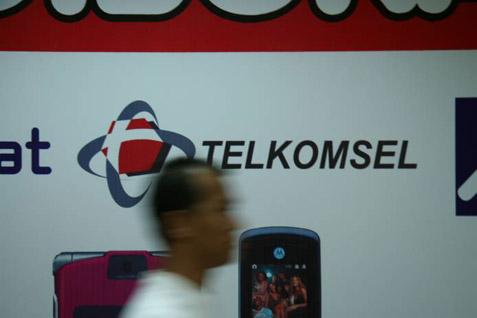 Ilustrasi Telkomsel.  - Bisnis.com