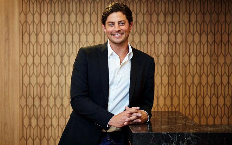 Balder Tol, WeWork General Manager wilayah Asia Tenggara dan Australia. - Istimewa