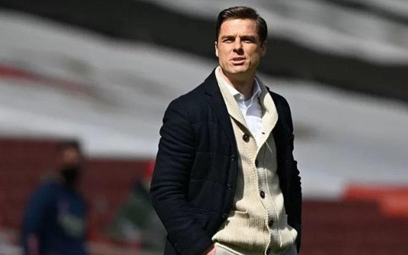 Pelatih Fulham Scott Parker./Antara - Reuters