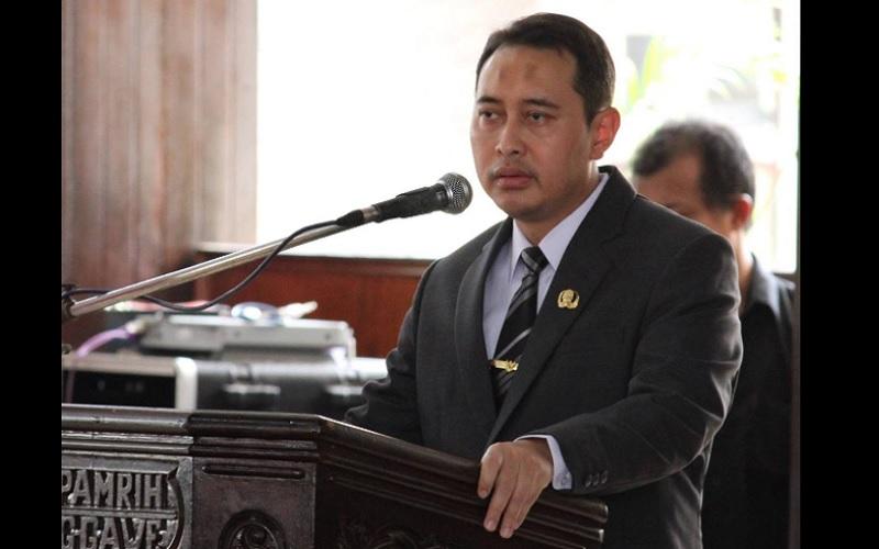 Bupati Nganjuk Novi Rahman Hidayat  -  Facebook.com
