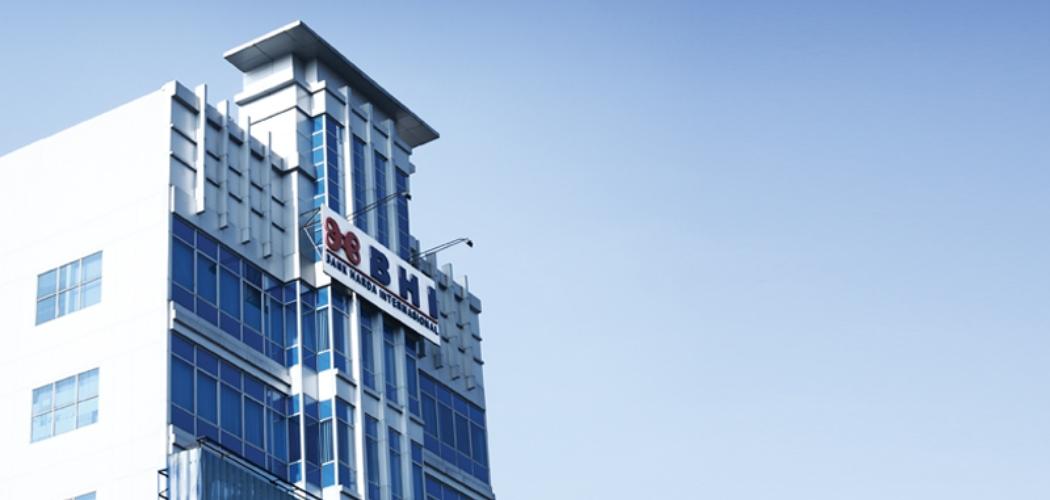 Kantor Bank Harda Internasional. - bankbhi.co.id