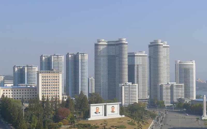 Pyongyang Korea Utara
