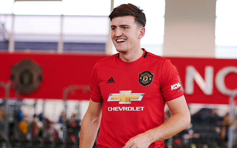 Kapten Manchester United Harry Maguire. - PremierLeague.com