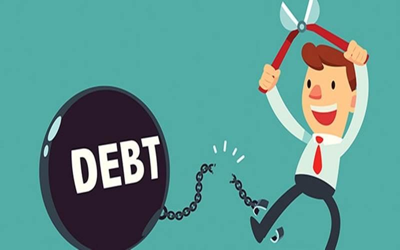 Pinjaman online semakin marak. - ilustrasi