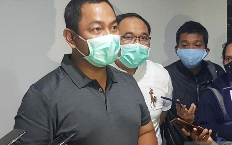 Wali Kota Semarang Hendrar Prihadi. - Antara