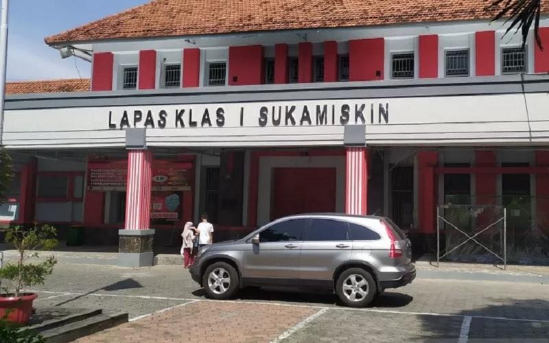 Lembaga Pemasyarakatan (Lapas) Sukamiskin Bandung. - Antara\r\n\r\n