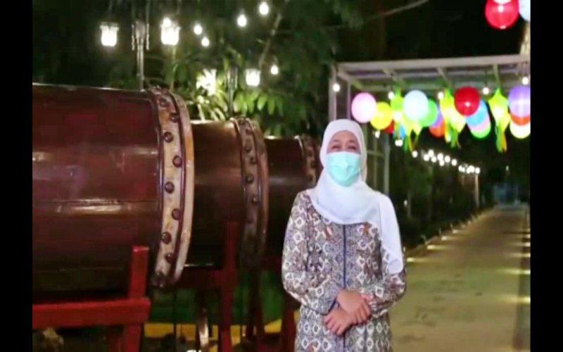Gubernur Jawa Timur (jatim) Khofifah Indar Parawansa. JIBI - Bisnis/Peni Widarti