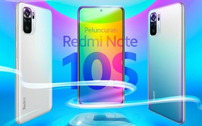 Redmi Note 10S.  - Dok. Xiaomi Indonesia
