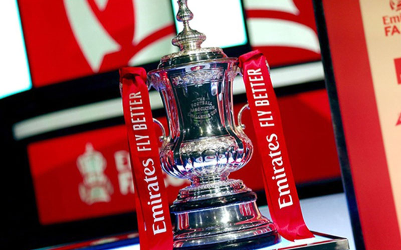 Trofi FA Cup - TheFA.com