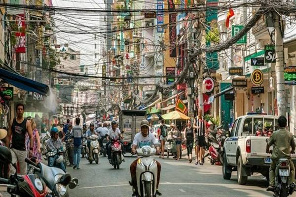 Ho Chi Minh City - Istimewa