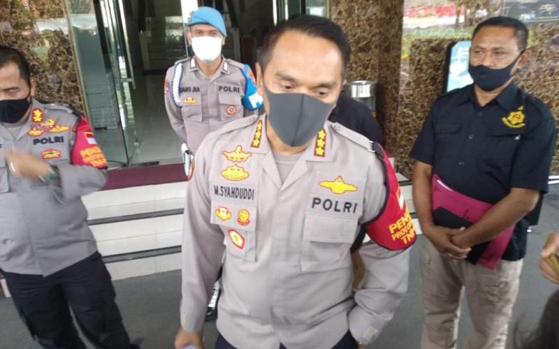 Kapolresta Cirebon Kombes M Syahduddi - Bisnis/Hakim Baihaqi