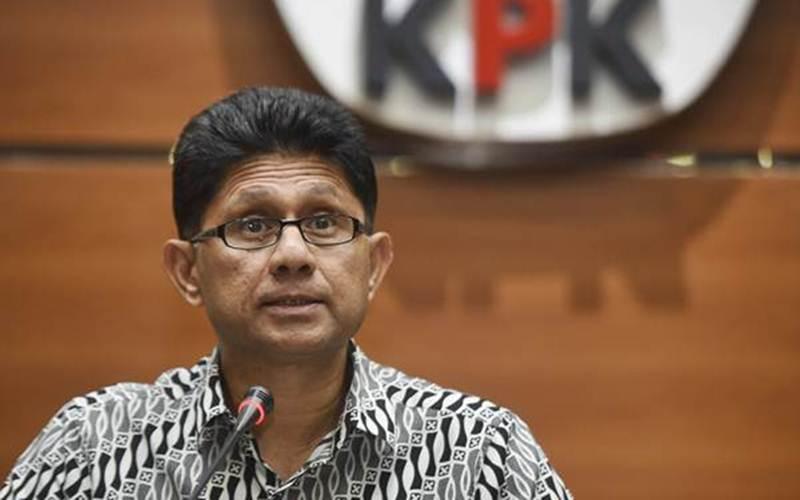 Laode Muhammad Syarif saat masih menjabar Wakil Ketua KPK. - Antara/Hafidz Mubarak A