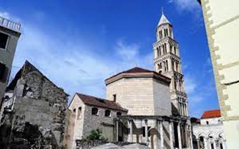 Cathedral of Saint Domnius, Croatia