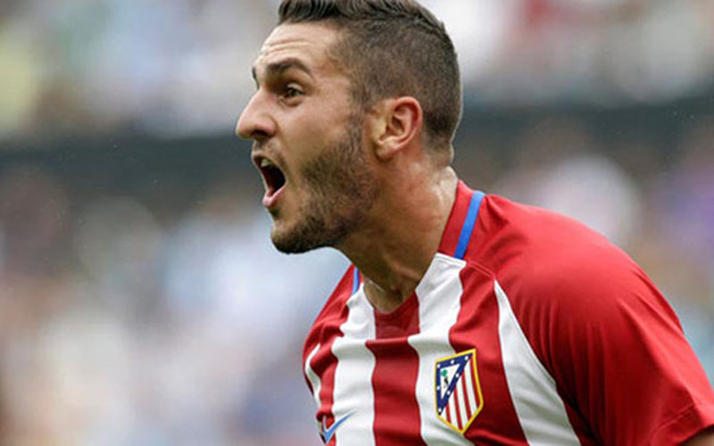 Kapten Atletico Madrid Jorge Resurreccion Merodio alias Koke. - Reuters