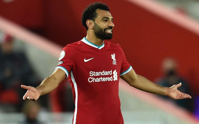 Ujung tombak Liverpool Mohamed Salah - PremierLeague.com