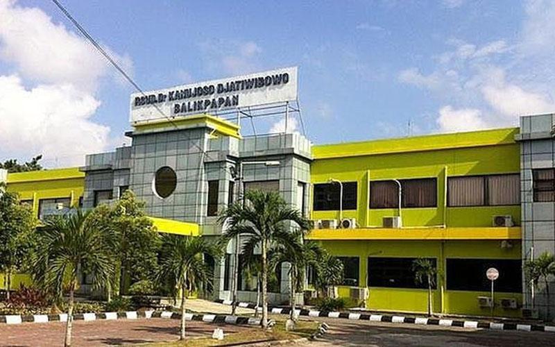RSUD Kanujoso Djatiwibowo di Balikpapan, Kalimantan Timur. salah satu tempat perawatan pasien Covid-19. - Pemprov Kaltim