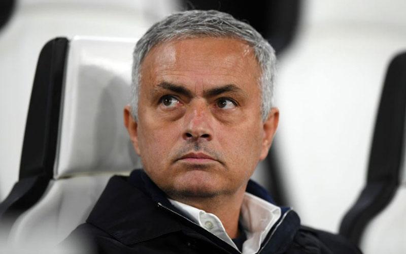 Pelatih berkebangsaan Portugal Jose Mourinho  -  Sempre Inter