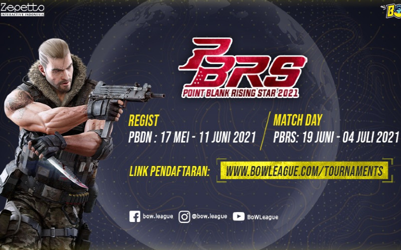 Masing-masing Finalis dari Day & Night akan langsung mendapatkan tiket menuju PBNC 2021.  - PBRS
