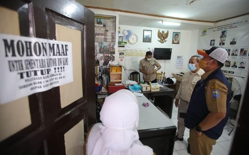 Keterisian tempat tidur di rumah sakit Kota Bandung berada dalam kondisi stabil. - Istimewa