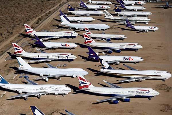 Ilustrasi pesawat - Reuters