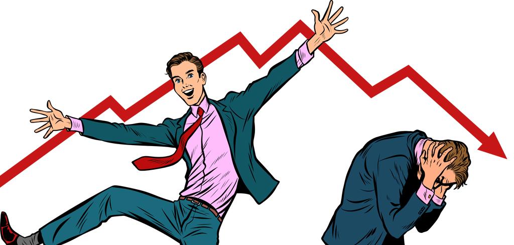 Ilustrasi market bullish. - Bisnis.com