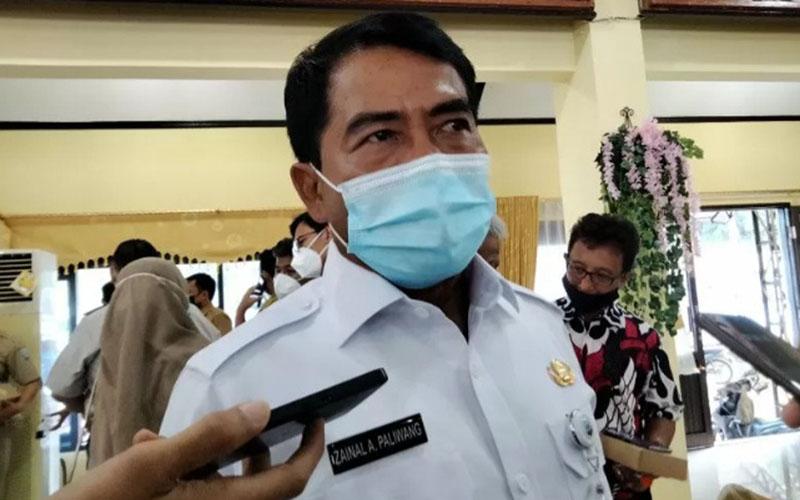 Gubernur Kalimantan Utara Zainal Arifin Paliwang/Antara - Susilo Asmalyah