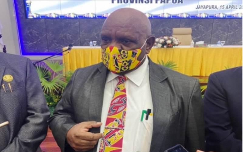Wagub Papua Klemen Tinal/Antara News Papua - HO/Humas Pemprov Papua\r\n