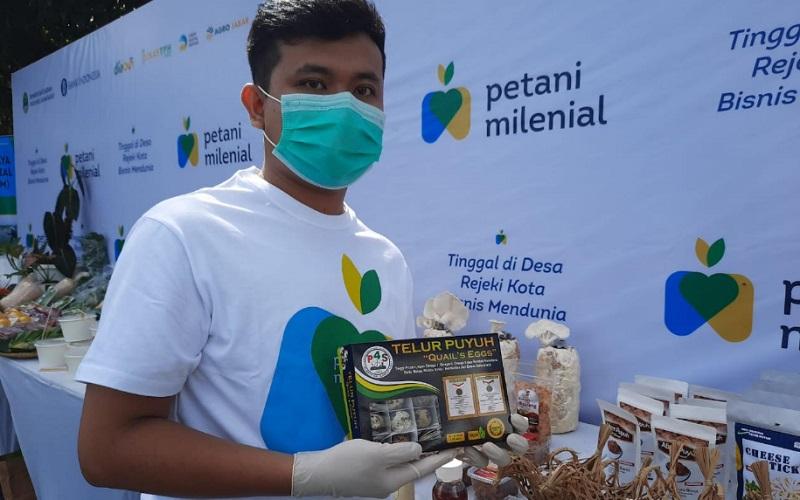 Program Petani Milenial